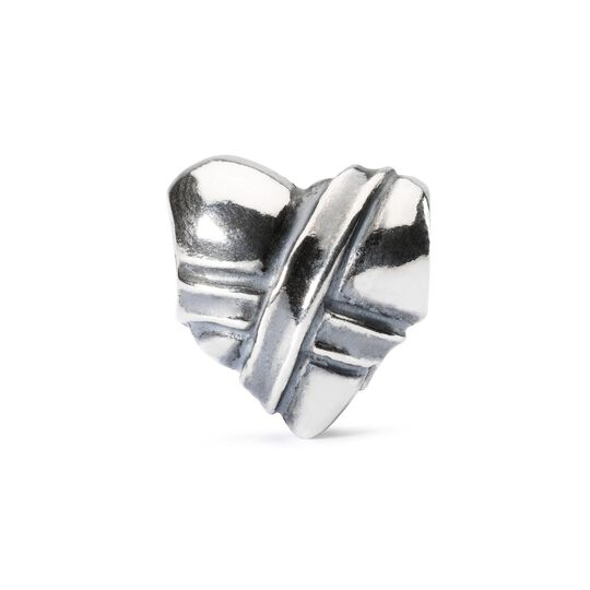 Heart Bow Bead