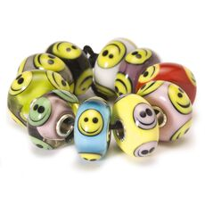 This is an image of the product  Smiley Beads