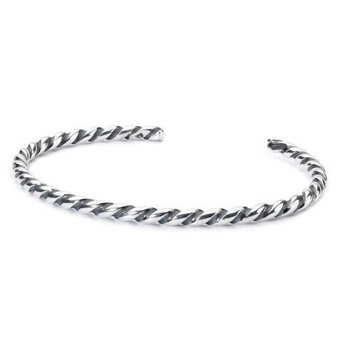 Bangle a Spirale in Argento