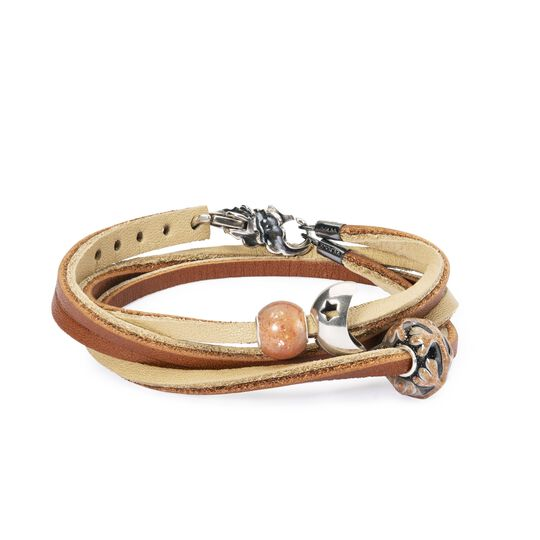 Golden Branches Bead
