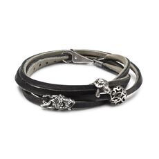Spiritual Change Leather Bracelet