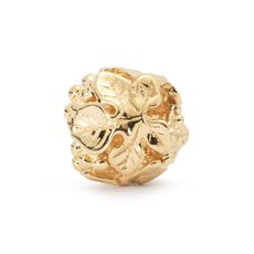 Wine Harvest Bead, Gold