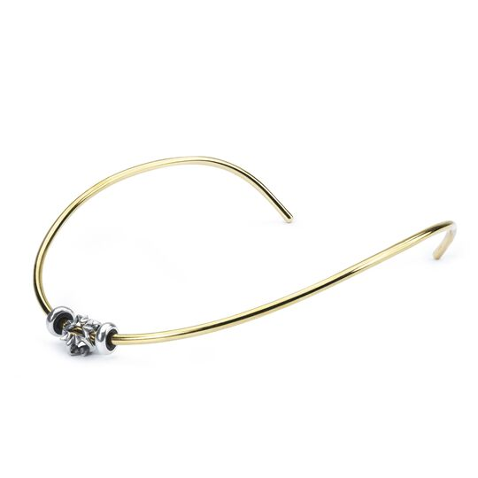 Gold Plated Neck Bangle