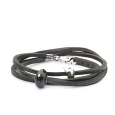 Clarity Leather Bracelet