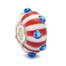 This is an image of the product Star Spangled Bead