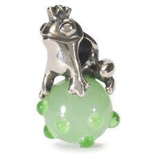 This is an image of the product The Frog Prince Bead