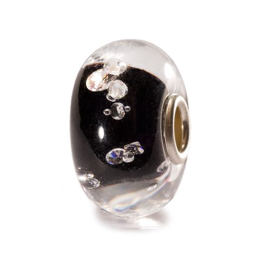 Universal Diamond Bead, Black