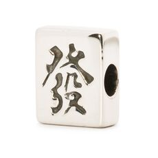 "This is an image of the product Mahjong ""Fortune"" Bead"