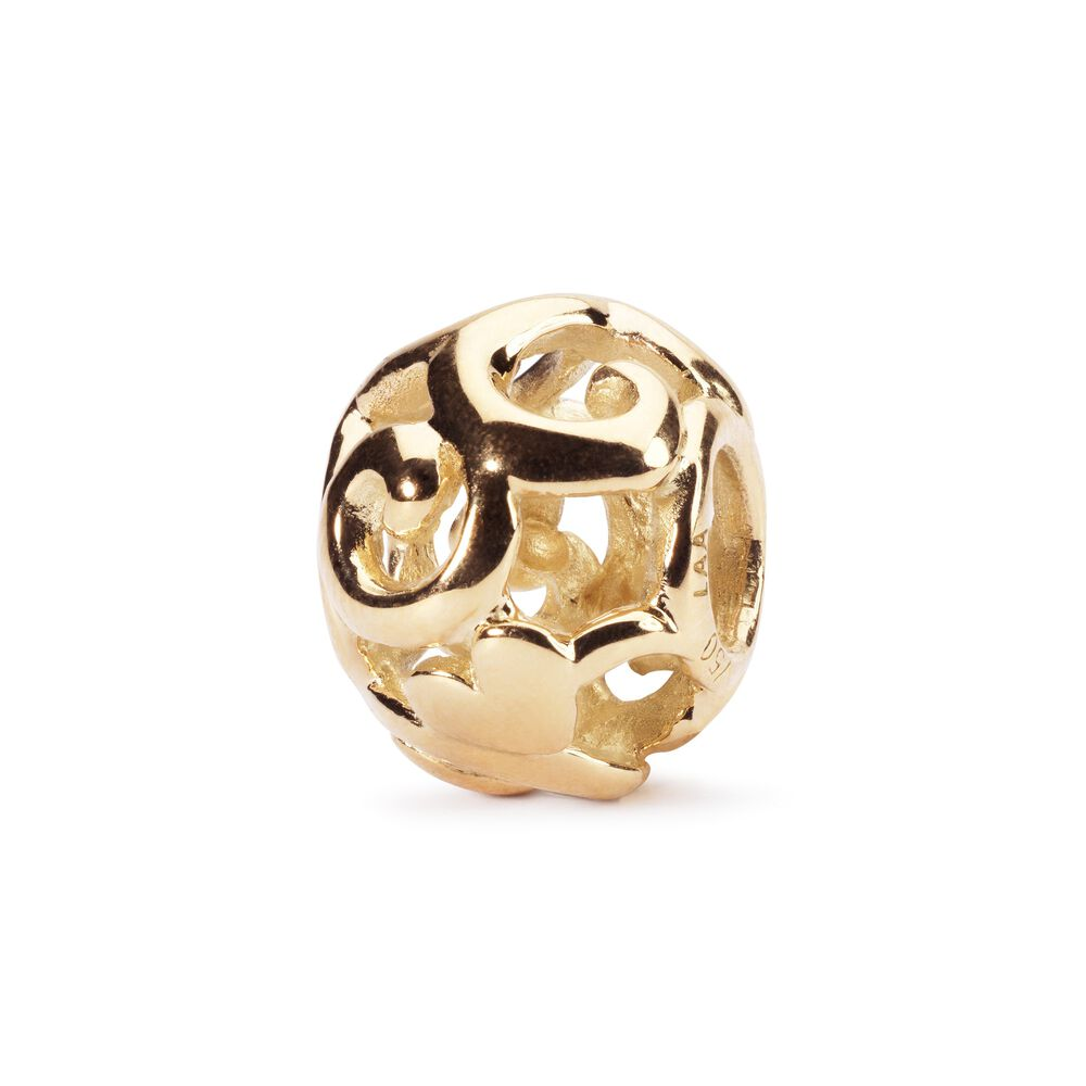 First Signs Bead, Gold