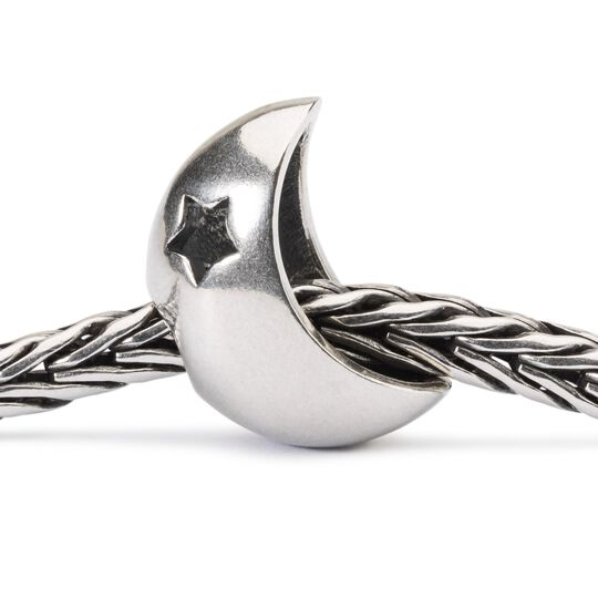 Moon and Stars Bead