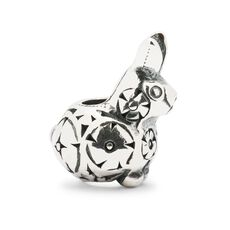This is an image of the product Decorative Rabbit Baby Bead