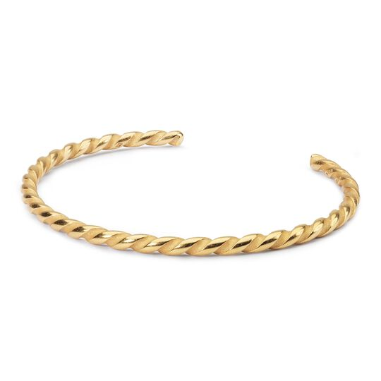 Dragon of Power Gold Bangle