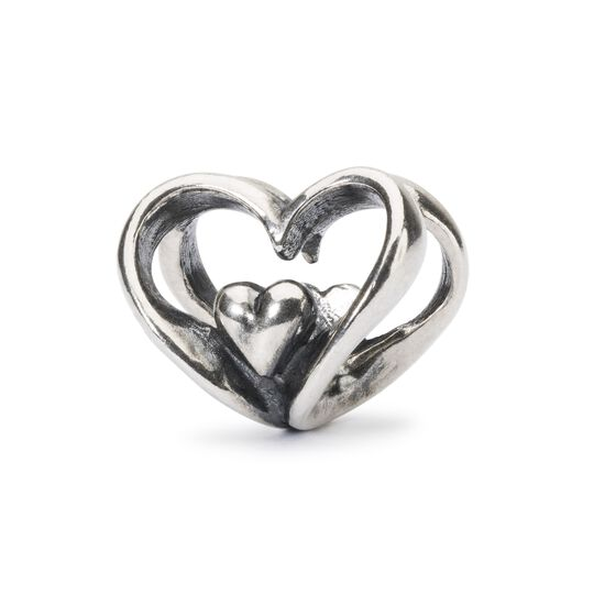 Heart to Heart Bead
