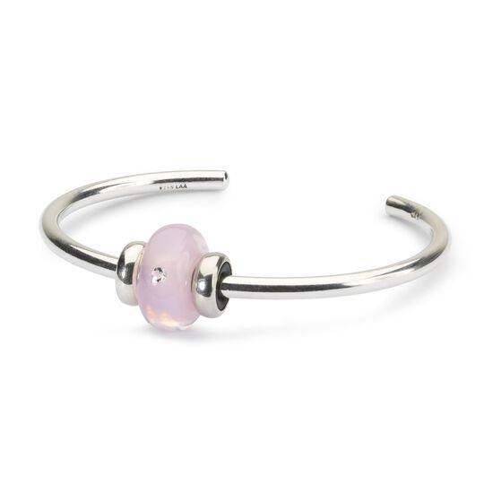 New Girl Silver Bangle