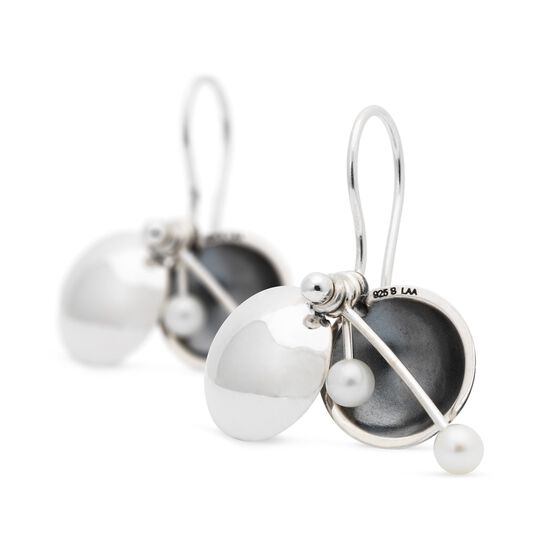 Secret Orb Earrings