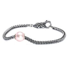 This is an image of the product Pink Pearl Bracelet