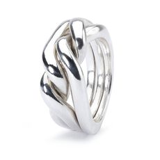 This is an image of the product Strength, Courage, Wisdom Ring