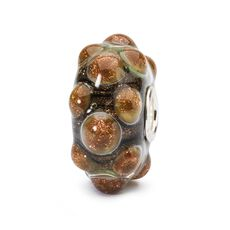 Golden Buds Bead