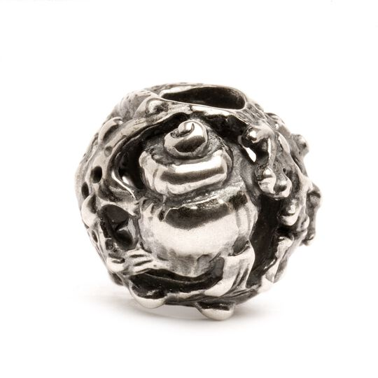 Treasures Bead, Silver