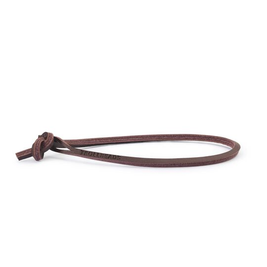 Paternity Leather Bracelet Brown