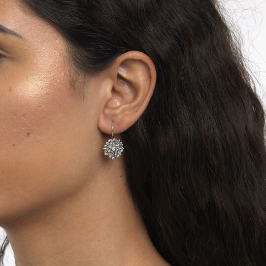 Blueberries of Youth Earring Accessories