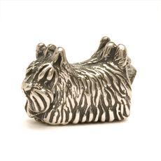 Scottish Terrier Bead