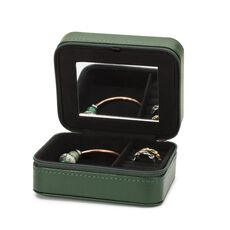 Dark Green Jewellery Box