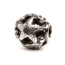 This is an image of the product Ocean Bead, Silver