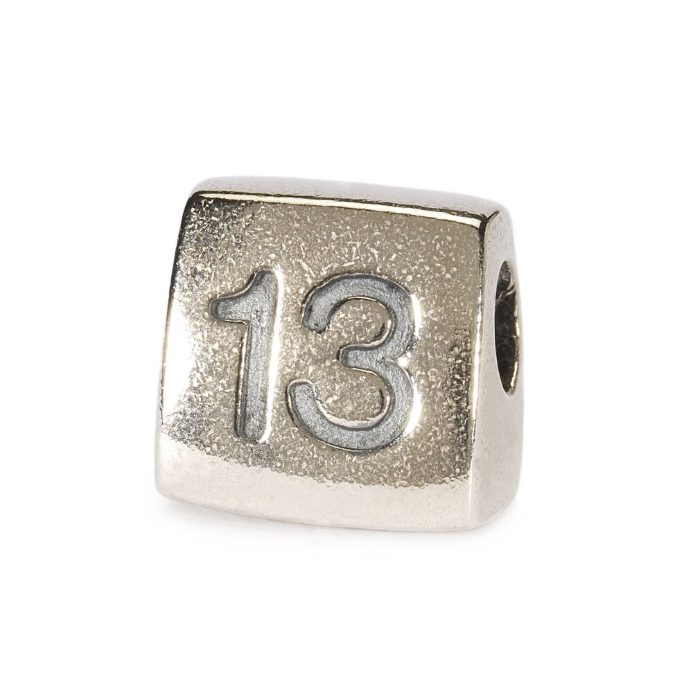 Lucky Number Bead