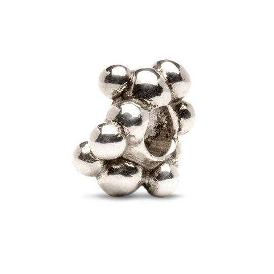 Cells Bead, Silver