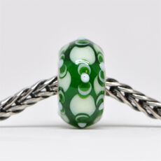 Unique Green Bead of Harmony