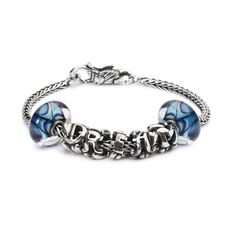This is an image of the product Trollbeads Trick October
