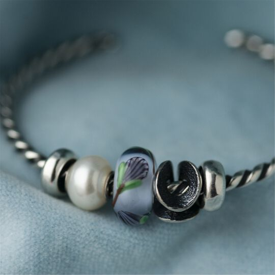 Endless Bead, Silver