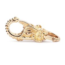 This is an image of the product Elephant Lock Gold