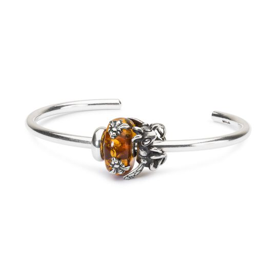 Wings of Amber Bangle