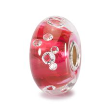 This is an image of the product The Diamond Bead, Pink