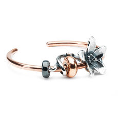 Eternal Flower Bangle