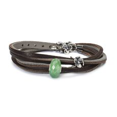 Lush Meadow Leather Bracelet