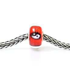 This is an image of the product Unique Red Bead of Hope