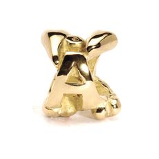 This is an image of the product Letter Bead, Å, Gold