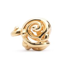 This is an image of the product Ornamental Bead, Gold