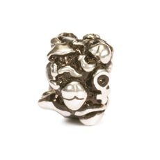 Transition Bead - Woman, Silver