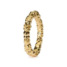 This is an image of the product Anello Troll Oro