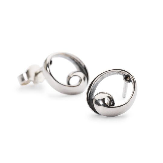 Neverending Studs, Silver