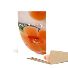 This is an image of the product Trollbeads Greeting Card - Mother's Day