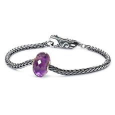 Peaceful Plum Bracelet