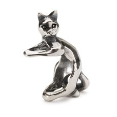Playful Cat Bead