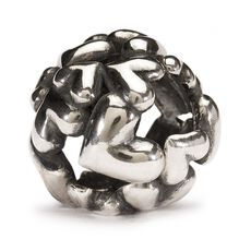 Heart Ball Bead