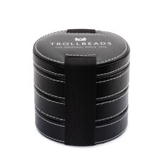 Individual - Black Stacking Jewellery Box