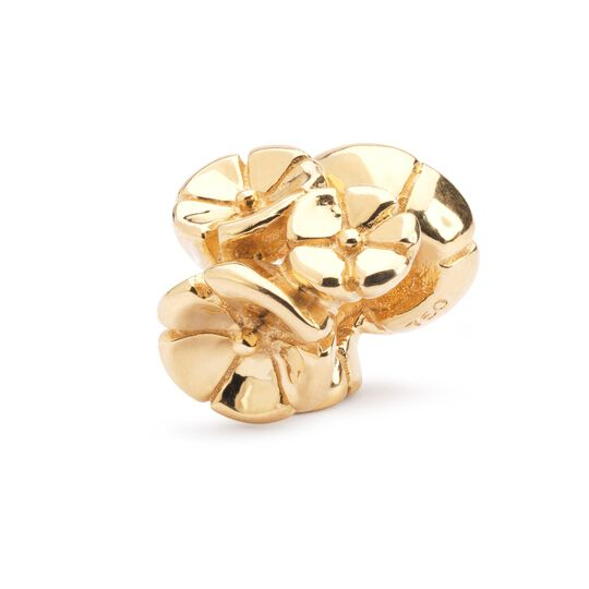 Forget-me-not Bead, Gold